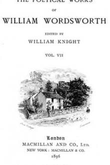 The Poetical Works of William Wordsworth — Volume 7