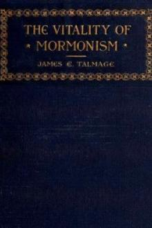 The Vitality of Mormonism
