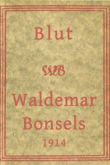Blut by Waldemar Bonsels