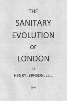 The Sanitary Evolution of London