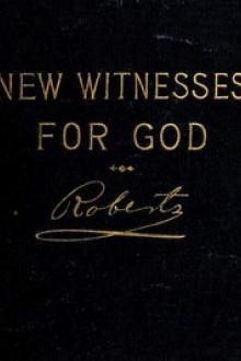 New Witnesses for God