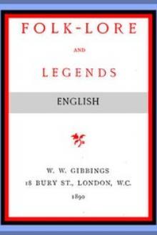 Folk-Lore and Legends