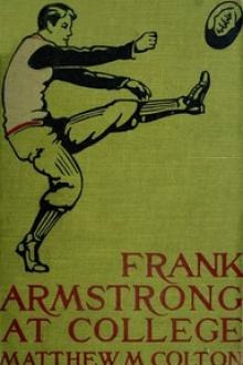 Frank Armstrong at College