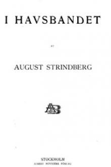 I Havsbandet by August Strindberg