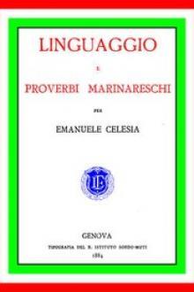 Linguaggio e proverbi marinareschi