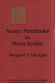 Nancy Pembroke in Nova Scotia