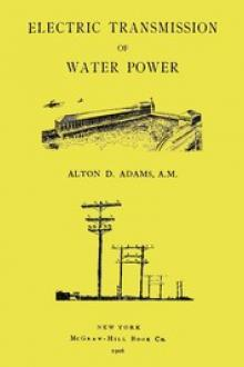 Electric Transmission of Water Power