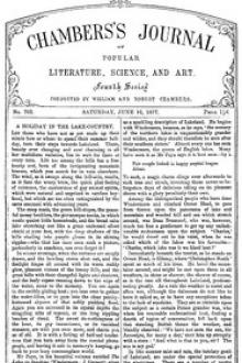 Chambers's Journal of Popular Literature, Science, and Art, No. 703