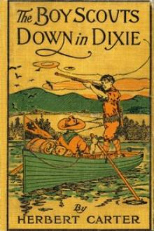 The Boy Scouts Down in Dixie by active 1909-1917 Carter Herbert