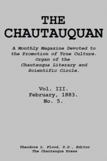 The Chautauquan, Vol. 03, February 1883
