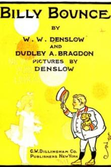 Billy Bounce by Dudley A. Bragdon, William Wallace Denslow