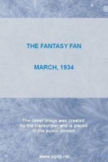 The Fantasy Fan, March, 1934