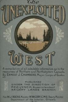 The Unexploited West by Ernest J. Chambers