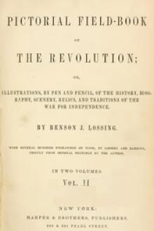 The Pictorial Field-Book of the Revolution, Vol. 2 (of 2)