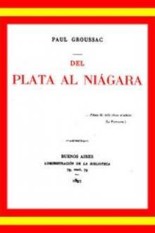 Del Plata al Niagara