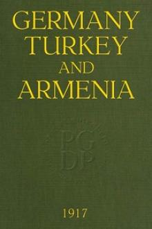 Germany, Turkey, and Armenia by Anonymous