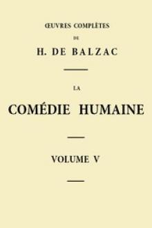 La Comédie humaine – Volume 05