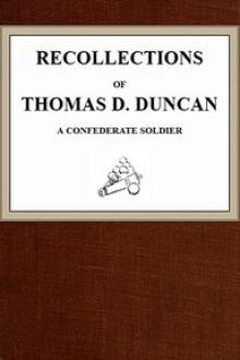Recollections of Thomas D