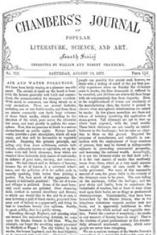 Chambers's Journal of Popular Literature, Science, and Art, No. 712