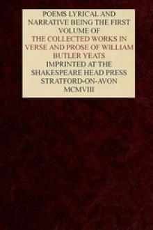 The Collected Works in Verse and Prose of William Butler Yeats, Vol. 1 (of 8) by William Butler Yeats