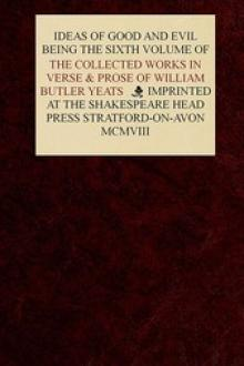 The Collected Works in Verse and Prose of William Butler Yeats, Vol. 6 (of 8) by William Butler Yeats