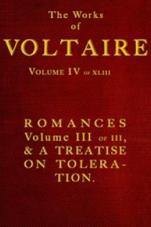 The Works of Voltaire, Vol. IV of XLIII. by Voltaire