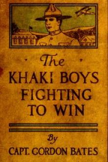 The Khaki Boys Fighting to Win