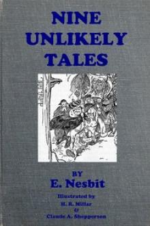 Nine Unlikely Tales by E. Nesbit