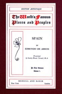 Spain, v. 1 by Edmondo De Amicis