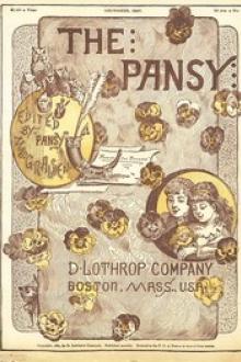 The Pansy Magazine, Vol