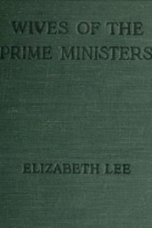 Wives of the Prime Ministers