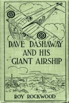 Dave Dashaway and His Giant Airship by Roy Rockwood