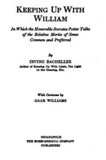 Keeping Up with William by Irving Bacheller
