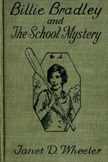 Billie Bradley and the School Mystery