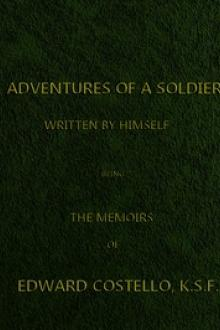 Adventures of a Soldier, Written by Himself