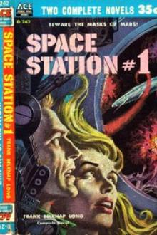 Space Station 1 by Frank Belknap Long