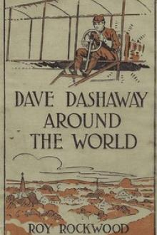 Dave Dashaway Around the World by Roy Rockwood