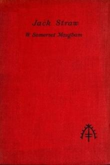 Jack Straw by W. Somerset Maugham