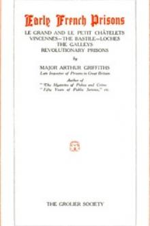 Early French Prisons by Arthur Griffiths