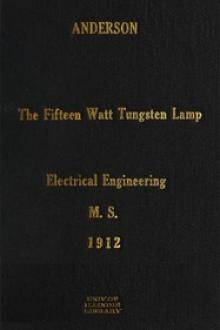 The Fifteen Watt Tungsten Lamp by Clair Elmore Anderson