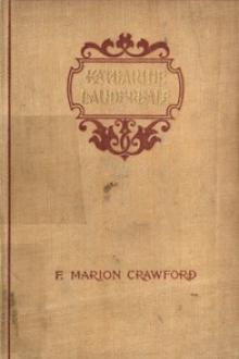 Katherine Lauderdale by F. Marion Crawford