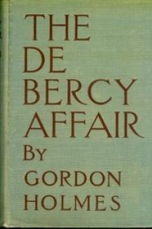 The de Bercy Affair by Louis Tracy
