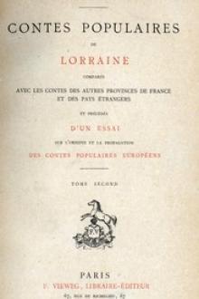 Contes populaires de Lorraine, comparés avec les contes des autres provinces de France et des pays étrangers, volume 2