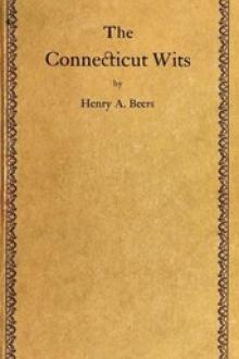 The Connecticut Wits by Henry A. Beers