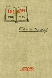 The Novel by F. Marion Crawford