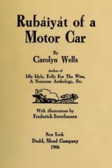 Rubáiyát of a Motor Car
