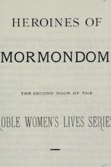 "Heroines of ""Mormondom"""