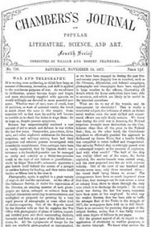 Chambers's Journal of Popular Literature, Science, and Art, No. 726