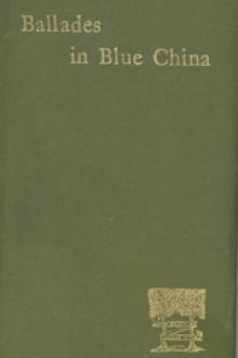 XXXII Ballades in Blue China by Andrew Lang