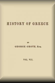 History of Greece, Volume 07